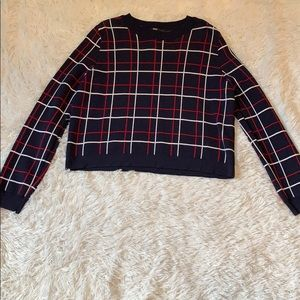 EUC crop sweater perfect condition sz med